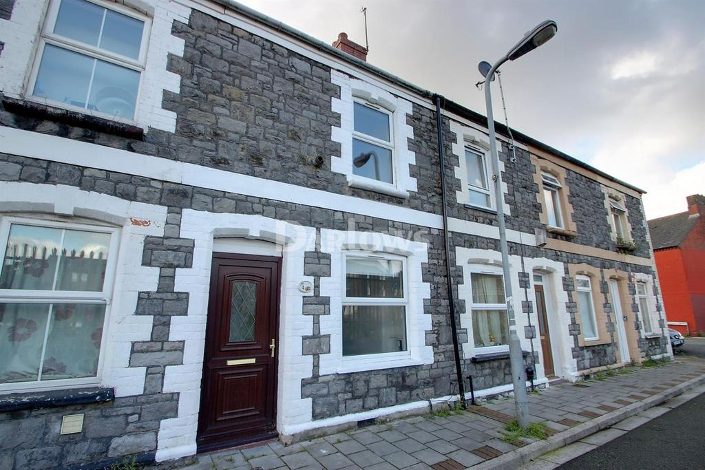 2 Bedrooms Terraced House for sale in Cumnock Place, Splott, Cardiff