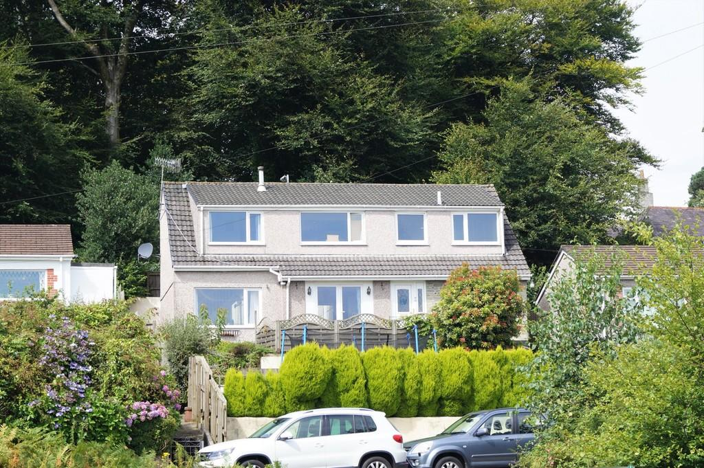 4 Bedrooms Detached House for sale in Gunnislake