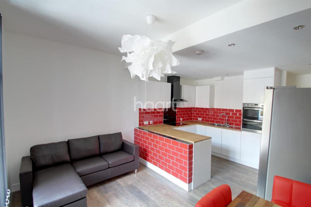 4 Bedrooms Flat for sale in Granby Street, Leicester