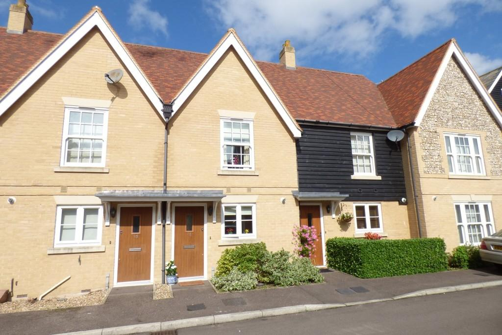 2 Bedrooms Terraced House for sale in Mill Park Gardens, Mildenhall