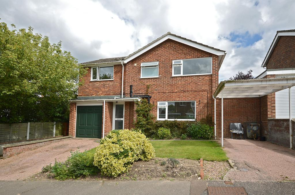 4 Bedrooms Link Detached House for sale in Purtingay Close, Eaton