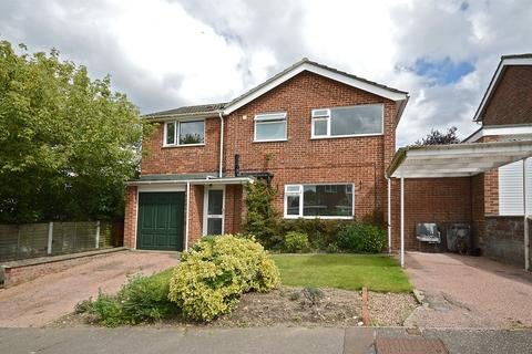4 bedroom link detached house for sale - Purtingay Close, Eaton