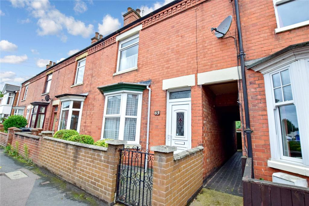 3 Bedrooms Terraced House for sale in Kings Road, Melton Mowbray, Leicestershire