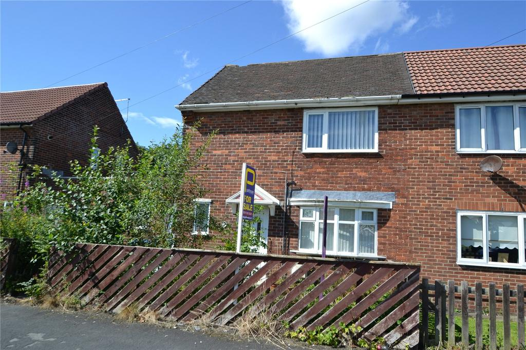 2 Bedrooms Semi Detached House for sale in Ashbrooke Estate, Shotton, Co.Durham, DH6