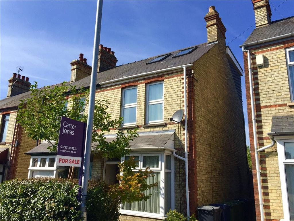 3 Bedrooms Semi Detached House for sale in High Street, Cherry Hinton, Cambridge, CB1