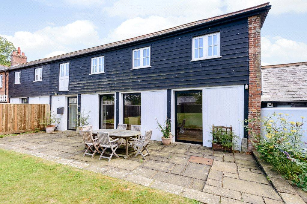 3 Bedrooms Semi Detached House for sale in St. Mary Bourne, Andover, Hampshire, SP11