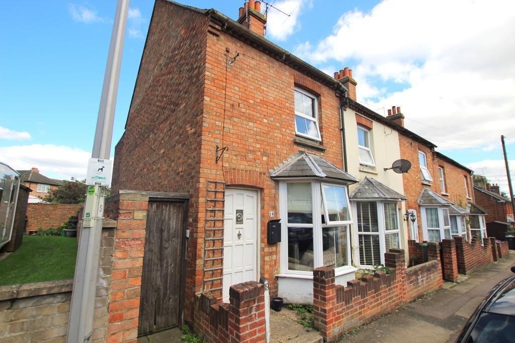 2 Bedrooms End Of Terrace House for sale in Arthur Street, Ampthill, Bedfordshire, MK45 2QQ
