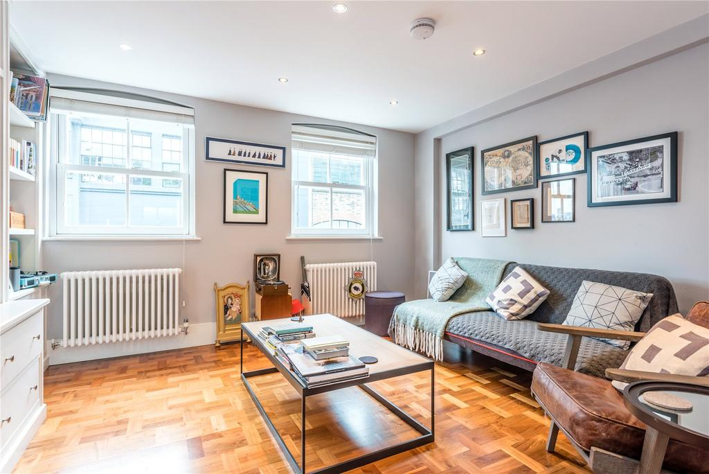 2 Bedrooms Penthouse Flat for sale in Old Nichol Street, London, E2