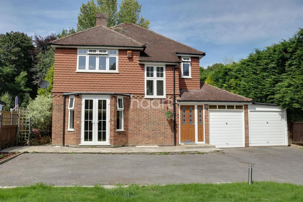 3 Bedrooms Detached House for sale in Gomshall, Near Guildford, Surrey