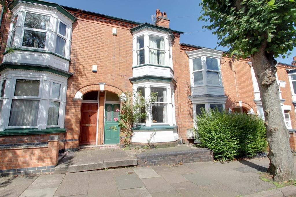 3 Bedrooms Terraced House for sale in Harrow Road, Leicester