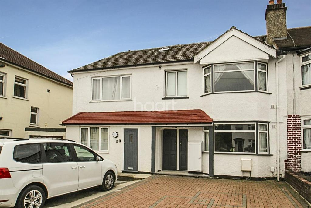 2 Bedrooms Flat for sale in Prince of Wales Road, Sutton, SM1