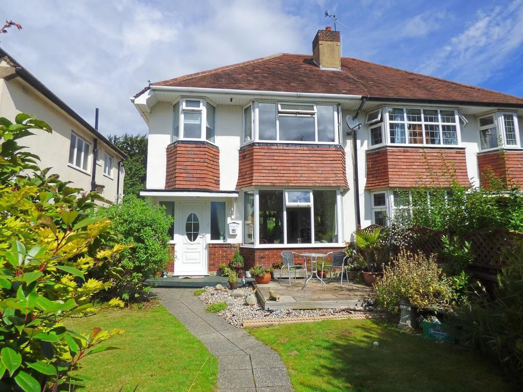 3 Bedrooms Semi Detached House for sale in Church Road, Lower Parkstone