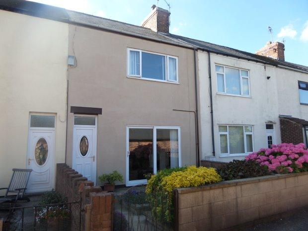 2 Bedrooms Terraced House for sale in CORONATION TERRACE, TRIMDON VILLAGE, SEDGEFIELD DISTRICT