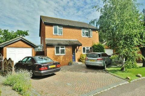 4 bedroom detached house for sale - Plympton Close, Earley., Reading,