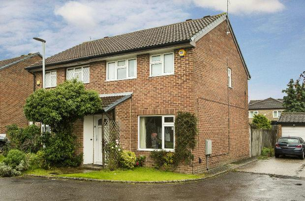 3 Bedrooms Semi Detached House for sale in Barkwith Close, Lower Earley, Reading,