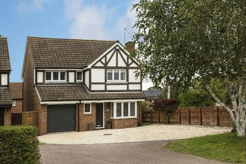 4 bedroom detached house for sale - Kernham Drive, Tilehurst, Reading,
