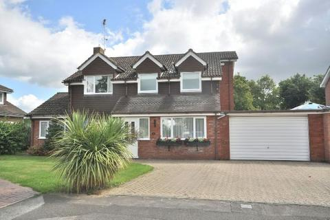 4 bedroom detached house for sale - Perth Close, Woodley, Reading,