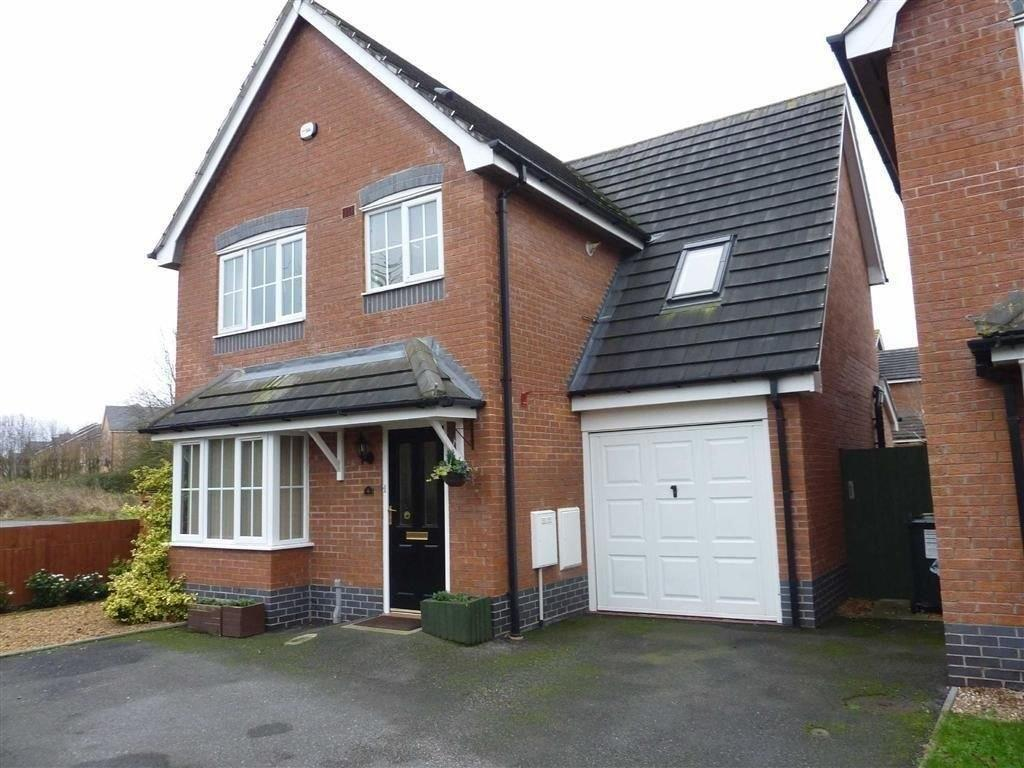 4 Bedrooms Detached House for sale in Stapeley