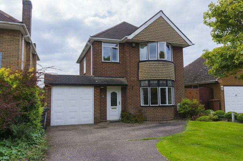 3 Bedrooms Detached House for sale in Field Lane, Pelsall, Walsall.