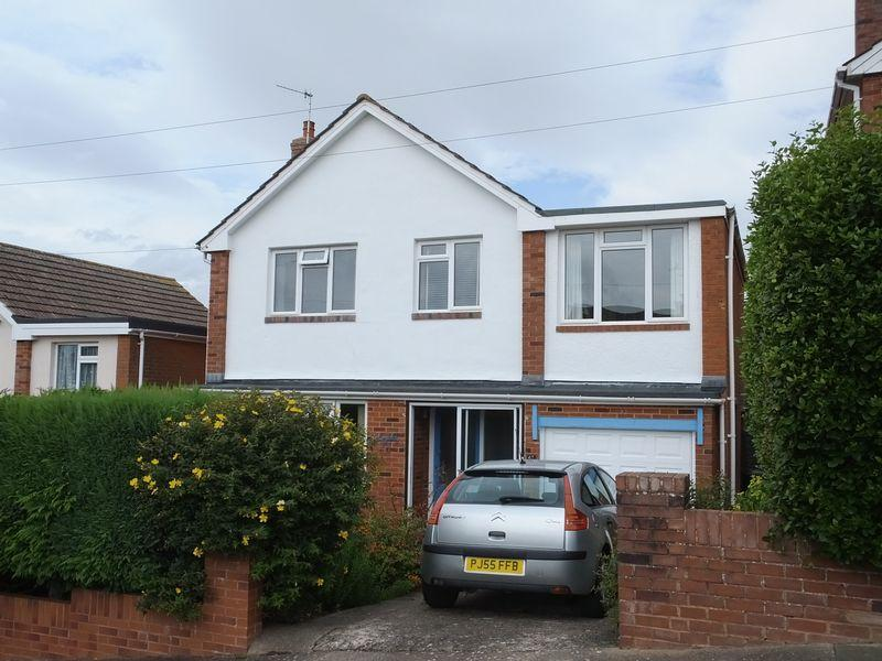 5 Bedrooms Detached House for sale in West Garth Road, Exeter