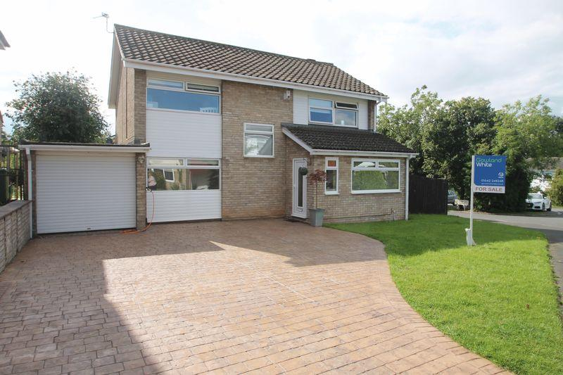 4 Bedrooms Detached House for sale in Blackfriars, Yarm TS15 9HQ