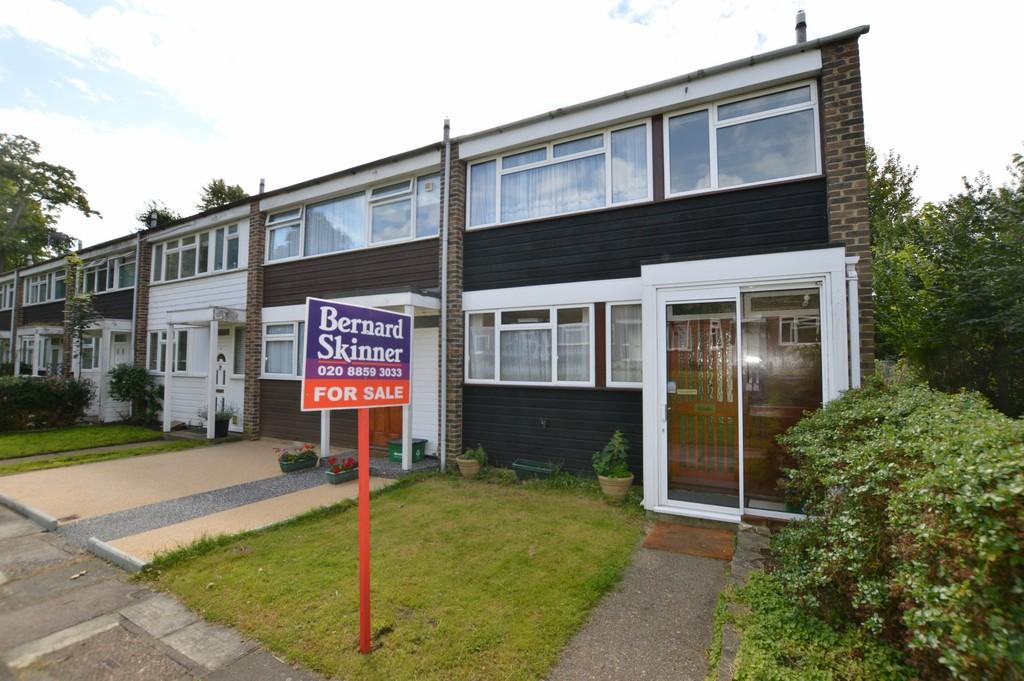 3 Bedrooms End Of Terrace House for sale in Lee Park, Blackheath SE3