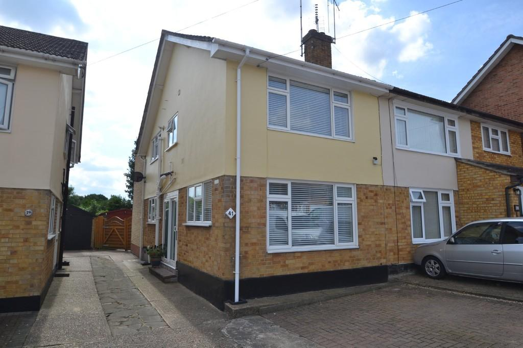 3 Bedrooms Semi Detached House for sale in Armond Road, Witham