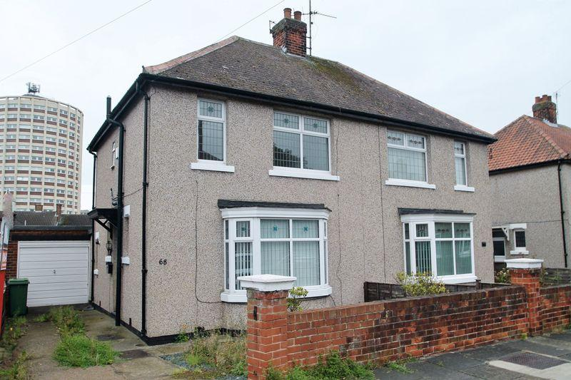 3 Bedrooms Semi Detached House for sale in Hambleton Square, Billingham