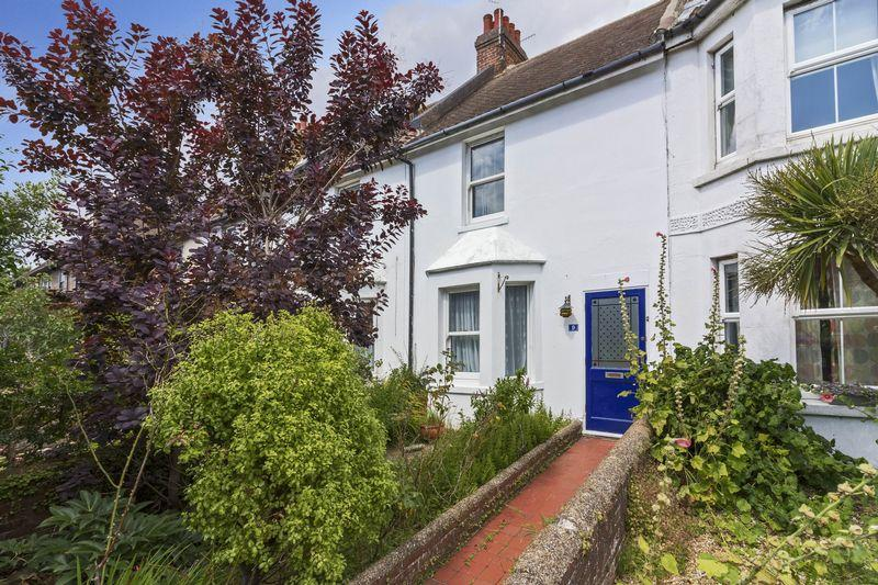 2 Bedrooms Terraced House for sale in Brougham Road, Worthing