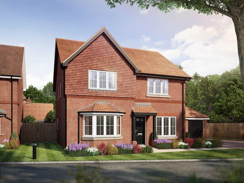 3 Bedrooms Detached House for sale in The Hambledon, Amlets Place, Cranleigh