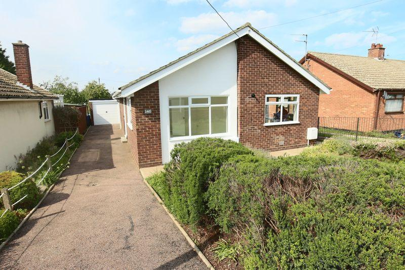 3 Bedrooms Detached Bungalow for sale in Dell Road, Lowestoft