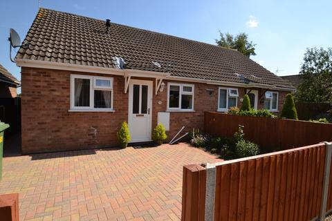 2 bedroom semi-detached bungalow for sale - Edgefield Close, Old Catton