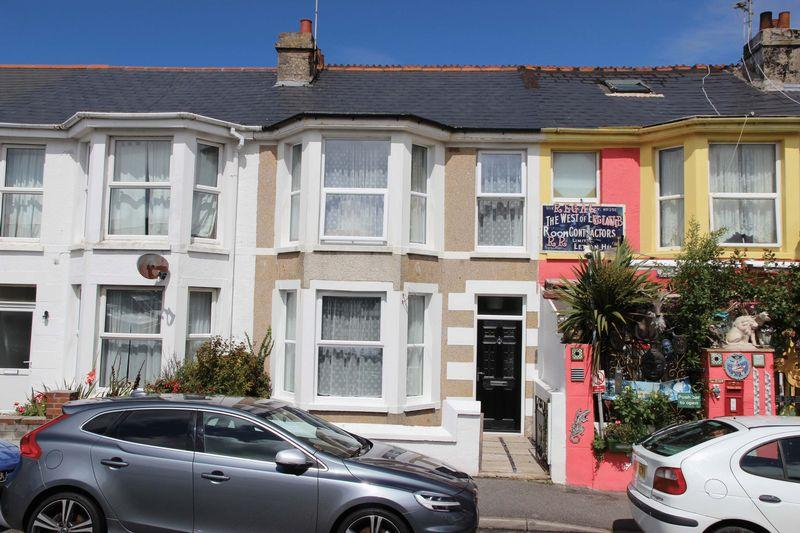 4 Bedrooms Terraced House for sale in St Thomas Road, Newquay