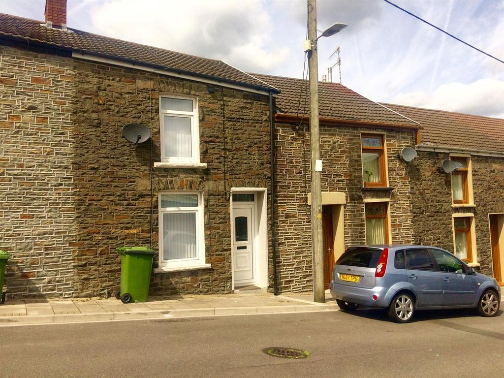2 Bedrooms Terraced House for sale in Stream Street, Mountain Ash, CF45 3LL