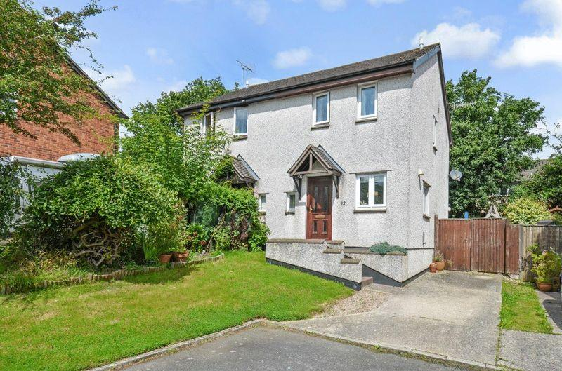 2 Bedrooms Semi Detached House for sale in Chudleigh