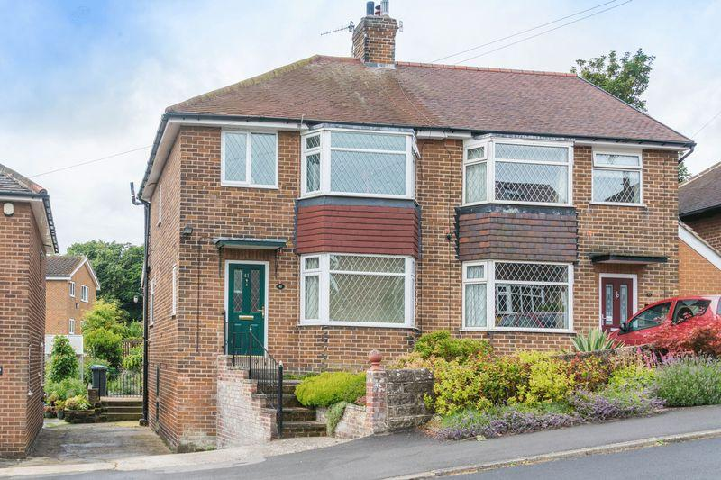 3 Bedrooms Semi Detached House for sale in Aldene Road, Wadsley, S6 4BR - No Chain Involved - Early Completion Available