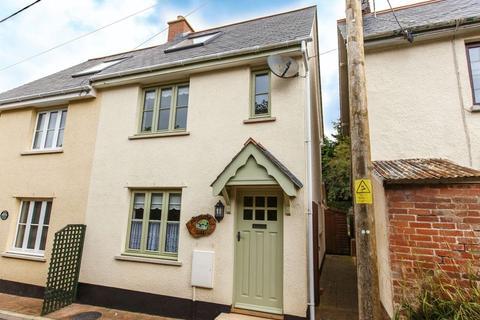 3 bedroom semi-detached house for sale - Dormouse Cottage, Cheriton Fitzpaine