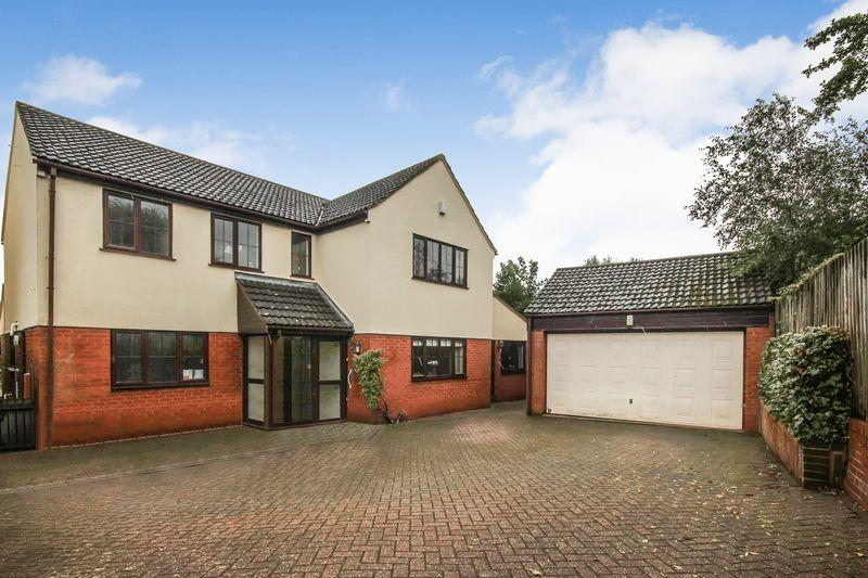 5 Bedrooms Detached House for sale in Brightmans Drive, Maulden