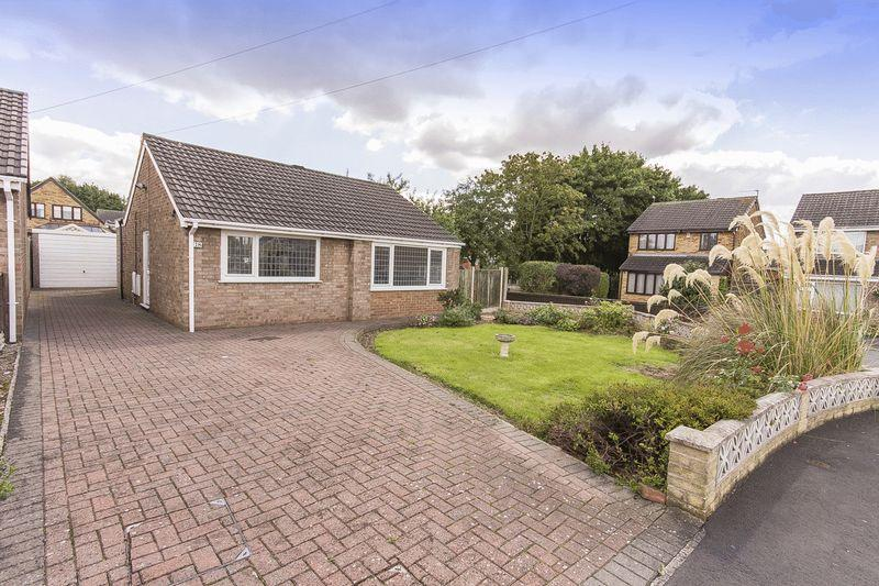 2 Bedrooms Detached Bungalow for sale in EARDLEY CLOSE, CHADDESDEN