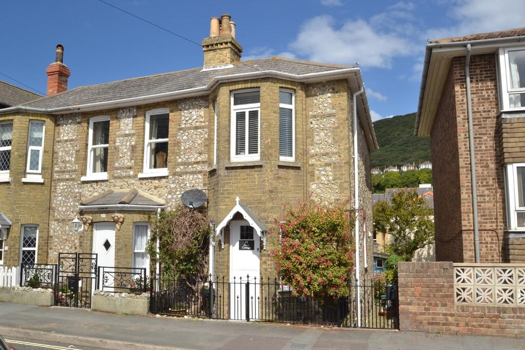 2 Bedrooms End Of Terrace House for sale in Dudley Road, Ventnor
