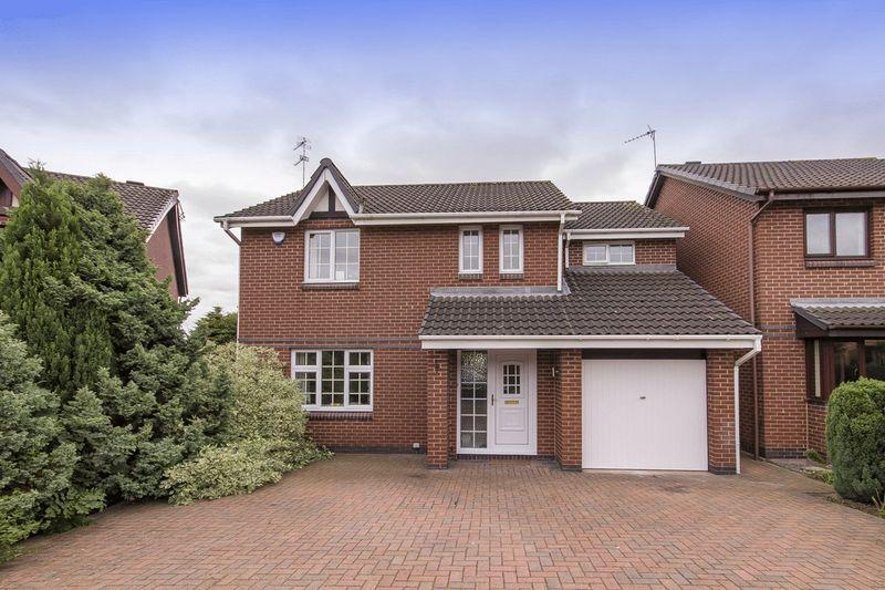 3 Bedrooms Detached House for sale in NEVINSON DRIVE, SUNNYHILL