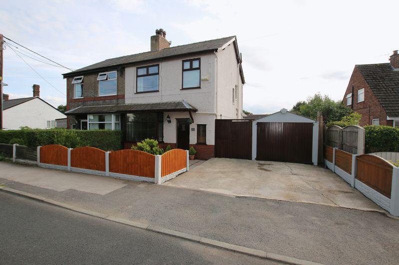 3 Bedrooms Semi Detached House for sale in Chapel Lane, Longton