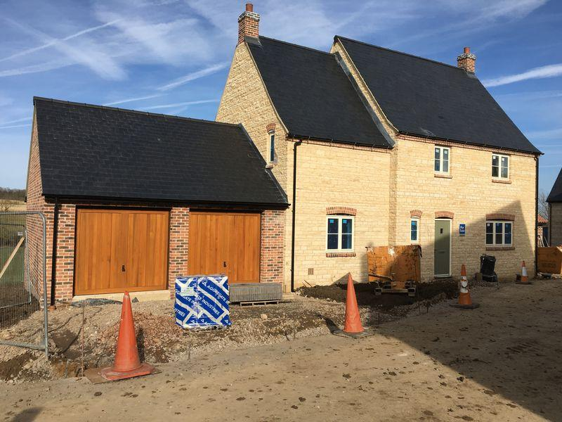 3 Bedrooms Detached House for sale in Braesby Lane, Glapthorn