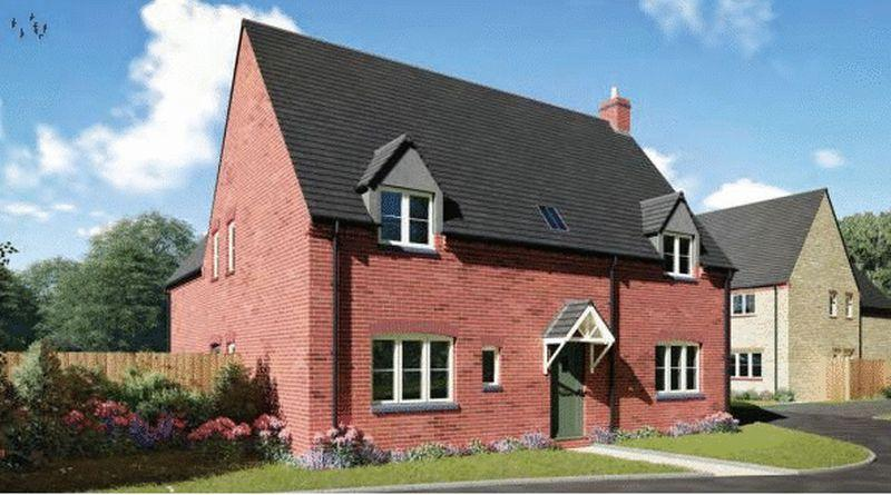 4 Bedrooms Detached House for sale in Braesby Lane, Glapthorn