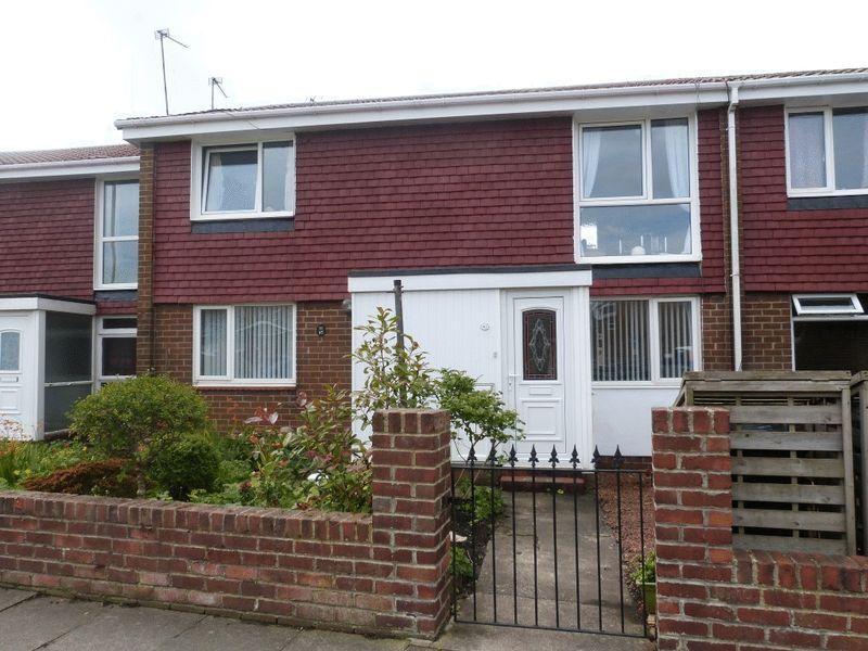 2 Bedrooms Flat for sale in College Road, Ashington - Two Bedroom Ground Floor Flat