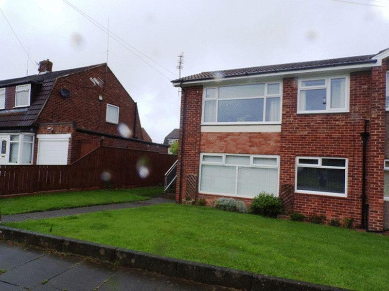 1 Bedroom Apartment Flat for sale in Monkdale Avenue, Blyth