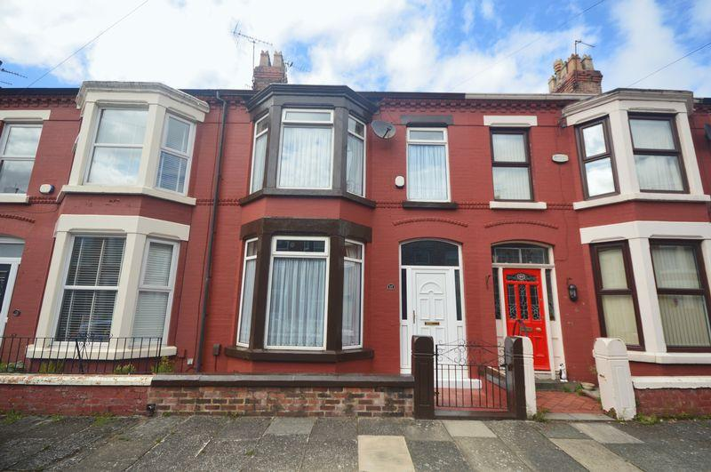 3 Bedrooms Terraced House for sale in Beckenham Avenue, Mossley Hill
