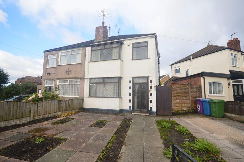3 Bedrooms Semi Detached House for sale in Woodbourne Road, Knotty Ash