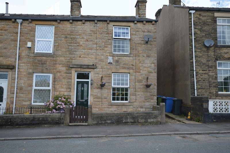 2 Bedrooms End Of Terrace House for sale in Whitelees Road, Littleborough