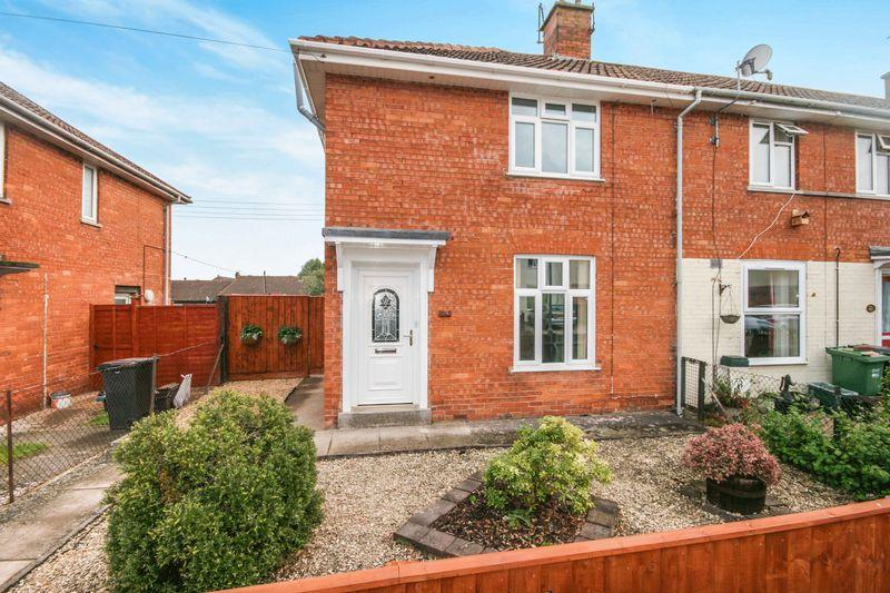 3 Bedrooms End Of Terrace House for sale in Wordsworth Avenue, Bridgwater